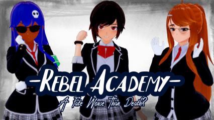 Rebel Academy [Ch.1-5 Final] (18+)