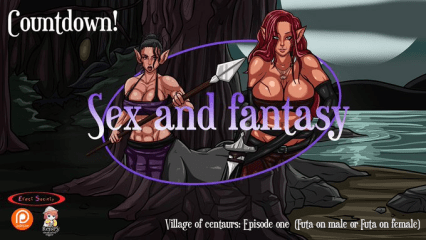 Sex and fantasy – Village of centaurs [Ep. 4.2] (18+)