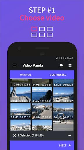 Video Compressor Panda: Resize and Compress Video v1.1.27 [Premium]