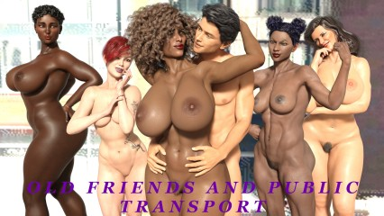 Old Friends and Public Transport [v0.00058] (18+)