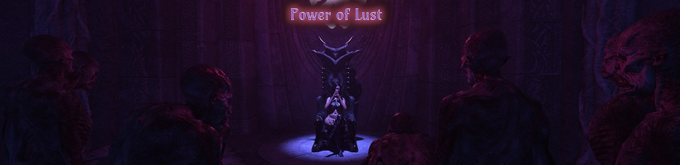 Power of Lust: Prologue [v0.1] (18+)