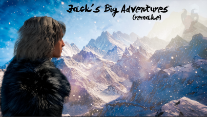 Jack's Big Adventures: Remake [v0.0.1] (18+)