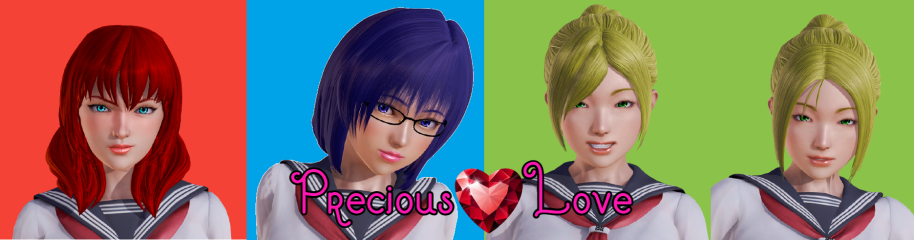 Precious Love [v0.2] (18+)